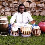 Nantha Kumar tabla india percusión karnática latina